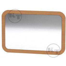 Зеркало №4 бук Компанит