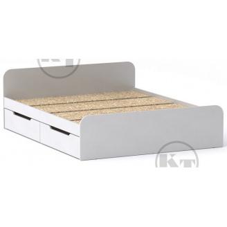 Ліжко з ящиками Віола 160х200 німфея альба Компаніт