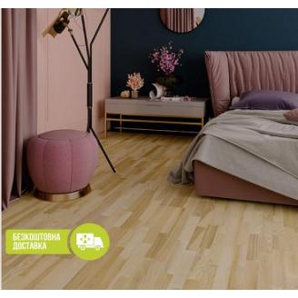 Паркетна дошка ESTA PARKET ясен Elegant Pure Line 3-смугова