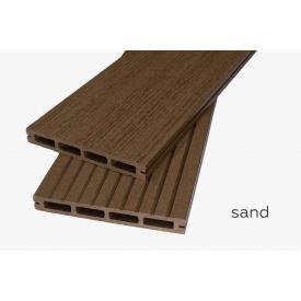 Террасная доска Woodlux Step Sand 20мм