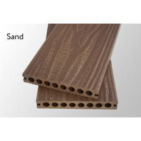 Террасная доска Woodlux Ultra Vintage Sand 23мм