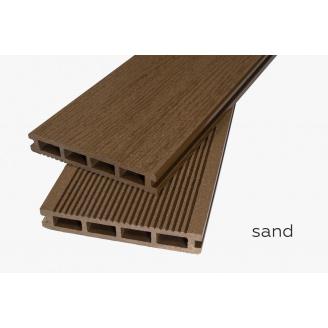 Террасная доска Woodlux Business Sand 25мм