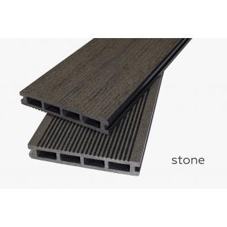 Террасная доска Woodlux Business Stone 25мм