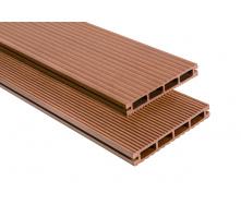 Террасная доска Polymerwood LITE 138х19х2200мм мербау