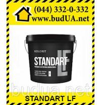 Kolorit STANDART LF фінішна акрилова шпаклівка 1.7 л