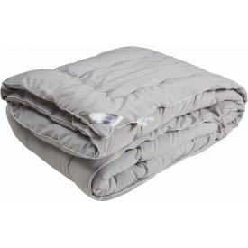 Одеяло Руно Силикон с кантом 140x205 Серое (321.52GREY)