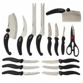 Набор кухонных ножей Mibacle Blade World Class 13 в 1