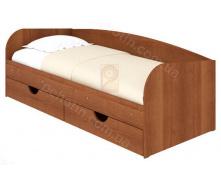 Ліжко Соня 3 з ящиками 80х190 Пехотін