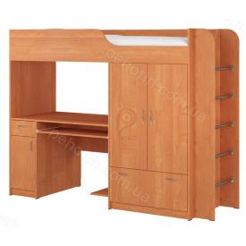 Кровать двухъярусная Дуэт 1 70х190 Пехотин