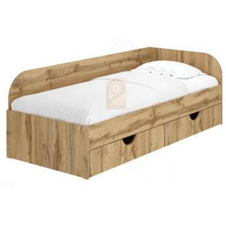 Ліжко Соня 2 з ящиками 80х190 Пехотін