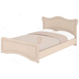 Ліжко 140 Ангеліна МДФ 140х200 Пехотін