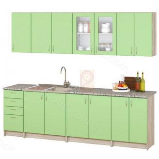 Кухня комплект Мальвіна МДФ 2 м. Пехотін