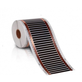 ІЧ-плівка Heat Plus HP-SPN-3014-112-Т (230 v 800 w\m2) ширина 14 см.