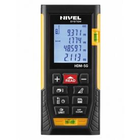 Лазерная рулетка Nivel System HDM-5G