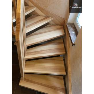 Виготовлення дерев`яних сходів на тятиві