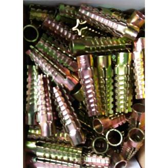 Дюбель сталевий для газобетону 8x38