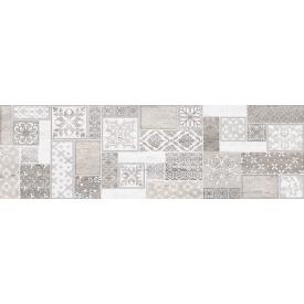Декор Intercerama Atrium серый Д 186071