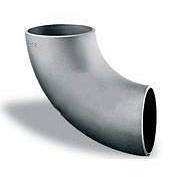 Отвод из нержавеющей стали бесшовный крутоизогнутый 42*4 мм