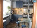Синяя кухня фото