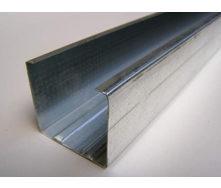 Профиль для гипсокартона CW 50x0,4 мм