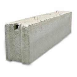Блок фундаментный ФБС 9.4.6-Т 880х400х580 мм