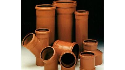 Комплектующие для пластиковой канализации