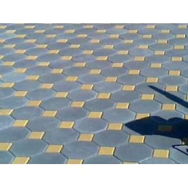 Восьмигранник тротуарный 116*116*6 мм