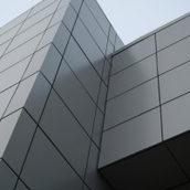 Панель алюмінієва композитна Aluten 1,25*4 м яскраве срібло