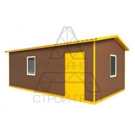 Дачный домик 7*4*3 м