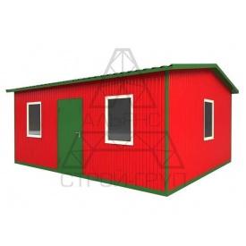 Дачный домик 6*5*3 м