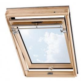 Мансардное окно Velux деревянное