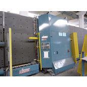 Склопакетна лінія Lisec 2500*3500 з газ пресом