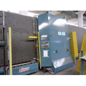 Стеклопакетная линия Lisec 2500*3500 с газ прессом