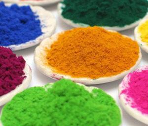 Сухі фарби (пігменти)