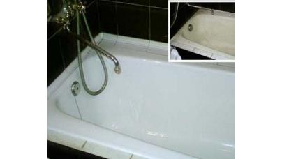Відновити емаль ванни