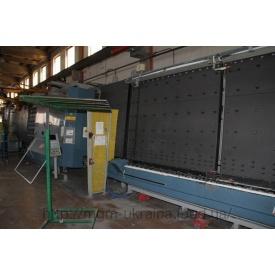 Стеклопакетная линия Lisec 2000*3500 мм с роботом герметизации