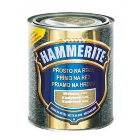 Краска для металла глянцевая Hammerite 2,5 л
