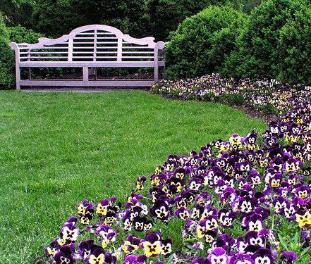 Акценты в саду, декоративные элементы в саду