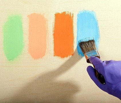 Фарби для внутрішніх робіт