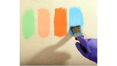 Краски для внутрених работ