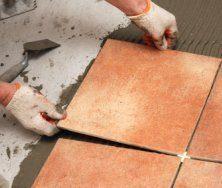 Укладання керамічної плитки на підлогу і стіни своїми руками