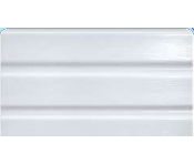 Панель Соффит Мелкая текстура 3500x350 мм белый