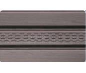 Панель Софіт перфорована Велика текстура Т-20 3000x232 мм