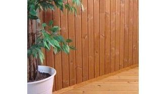 Обшивка стен и потолков деревянной вагонкой