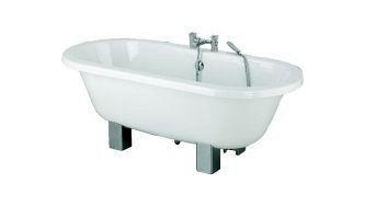 Как правильно установить чугунную ванну у себя дома