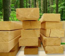 Властивості та застосування лісоматеріалів