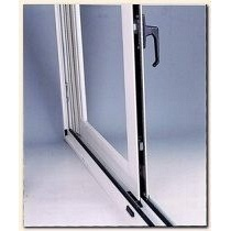 Раздвижные двери из алюминиевого профиля