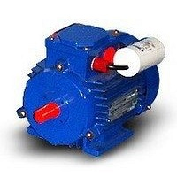 Однофазный двигатель АИР 56