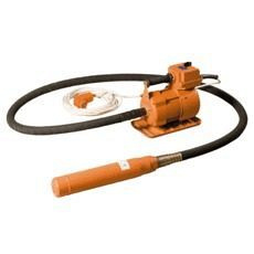 Глубинный вибратор ИВ-117 0,75 кВт 42 В
