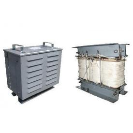 Однофазный сухой силовой трансформатор ОСМ/ОСЗ 2,5 кВт